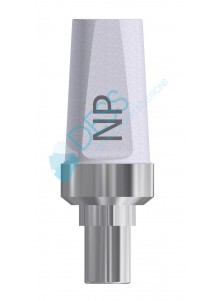 Abutment compatible with NobelReplace Select™