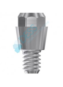Converter Abutment compatible with Straumann® Tissue...